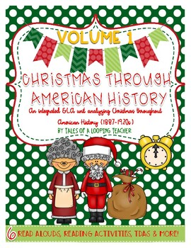 Upper Grades Daily Christmas Read Alouds - Analyzing Christmas Through History