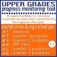 Upper Grades Progress Monitoring Tool for SLPs - MEGA BUNDLE