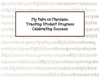 Upper GradesSocial Media (Race2Top) Tracking Student Progress:Marzano