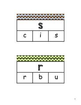 Upper & Lower Case Alphabet Letter Matching