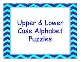 Upper & Lower Case Alphabet Puzzles