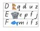 Upper/Lower Case Letter Match - Queensland Font