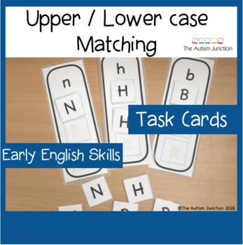 Upper Lower Case Matching