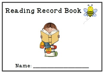 Upper Primary Reading Record Book