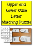 Upper and Lower Case Letter Match!