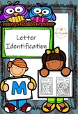 Upper and Lower Case Letter Identification