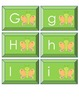 Upper and Lower Case Matching Cards- Butterfly Theme