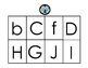 Upper and Lowercase Letter Bingo