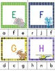 Upper and Lowercase Letter Matching Centre