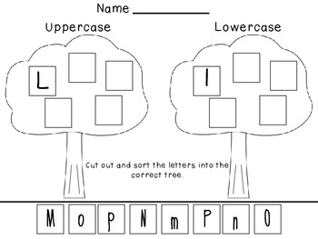 Upper and Lowercase Sort A-Z
