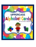 Uppercase Alphabet Cards