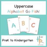 Uppercase Alphabet Go Fish!
