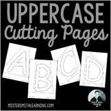 Uppercase Cutting Pages