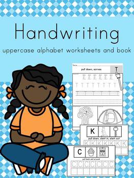 Uppercase Handwriting Practice