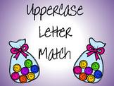 Uppercase Letter Match Center