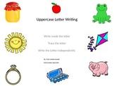 Uppercase Letter Writing