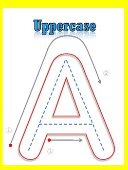 Uppercase Letters for Beginners