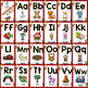 Uppercase & Lowercase Alphabet Posters Crazy Kids Classroom Theme