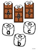 Uppercase & Lowercase Letter Matching Centers