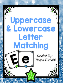 Uppercase & Lowercase Letter Matching/Sorting