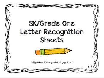 Uppercase & Lowercase Letter Recognition
