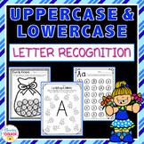 Alphabet Activities   Letter Recognition Activities (Upper