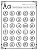 Letter Recognition Uppercase & Lowercase