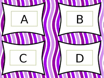 Uppercase/Lowercase Letter match task cards