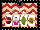 Uppercase & Lowercase Matching Cards With ASL