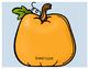Uppercase & Lowercase Pumpkin Seed Sort