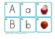 Uppercase, Lowercase and Initial Sound Match Cards