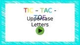 Uppercase Tic-Tac-Toe