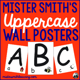 Uppercase Wall Posters