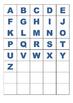 Uppercase alphabet match