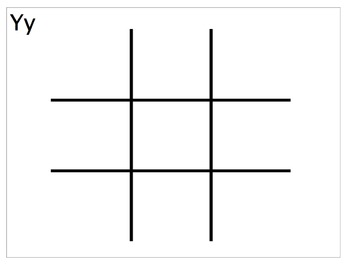 Uppercase and Lower Case Tic-Tac-Toe