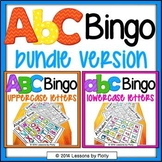 uppercase and lowercase bingo games
