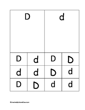 Uppercase and Lowercase Cut Sort and Paste
