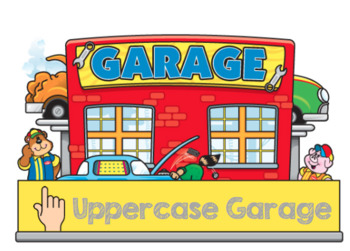 Uppercase and Lowercase Garage