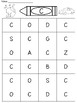 Uppercase and Lowercase Letter Identification Color Pages Bundle