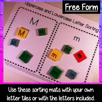 Alphabet Activities / Sorting Activity for Every Letter of the Alphabet