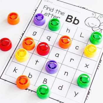 Uppercase and Lowercase Letter Recognition | Letter Identification Activities