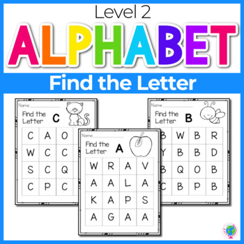Uppercase and Lowercase Letter Recognition | Letter Identification Set 2
