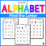 Uppercase and Lowercase Letter Recognition | Letter Identi