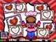 Uppercase and Lowercase Letter Sort and Match- A Valentine's Day Literacy Center