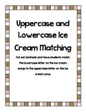 Uppercase and Lowercase Matching