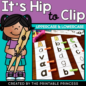 Uppercase and Lowercase Matching: It's Hip to Clip