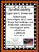 Uppercase to Lowercase Letter Matching