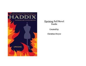 Uprising Comprehensive Novel guide