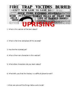 Uprising Mini Quiz
