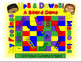 Ups and Downs: Feelings and Memories Board Game (Use With or Without Inside Out)